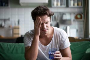 Alkoholentzug mit Medikamenten: Nachwirkungen