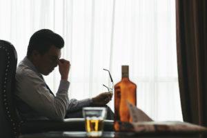 Depression und Alkohol: eine gefährliche Mischung