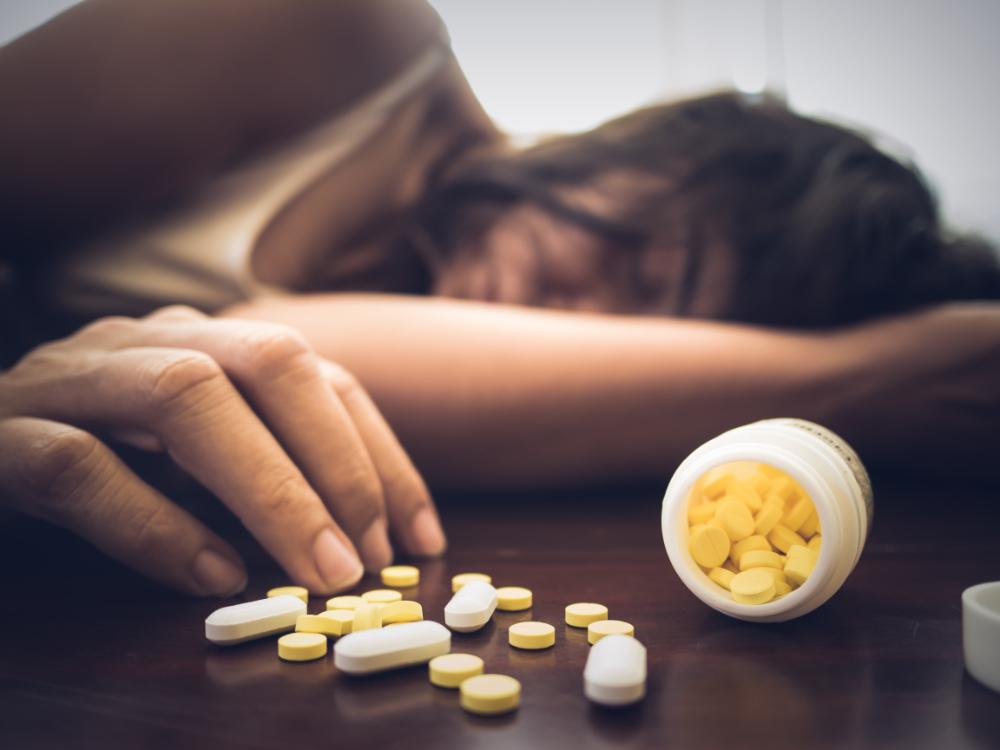 Schmerzmittelabhängigkeit: Wie wird man schmerzmittelabhängig?
