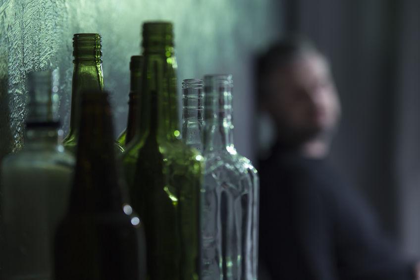 Heimlich trinken