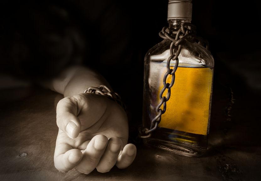 Psychische Alkoholabhängigkeit